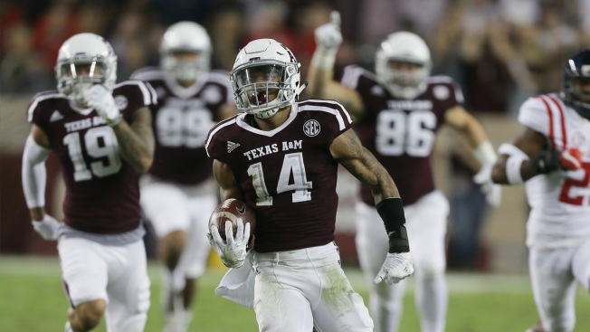 Scouting the NFL Draft: Texas A&M S Justin Evans