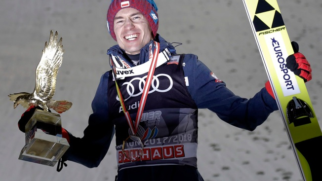 Olympic Ski Jumping Champ Stoch Primed for Pyeongchang