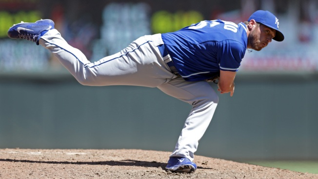 Royals Flex Muscle With Bullpen