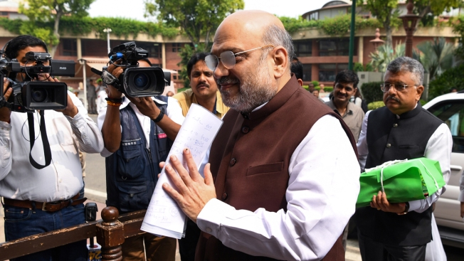 India Government Revokes Disputed Kashmir's Special Status