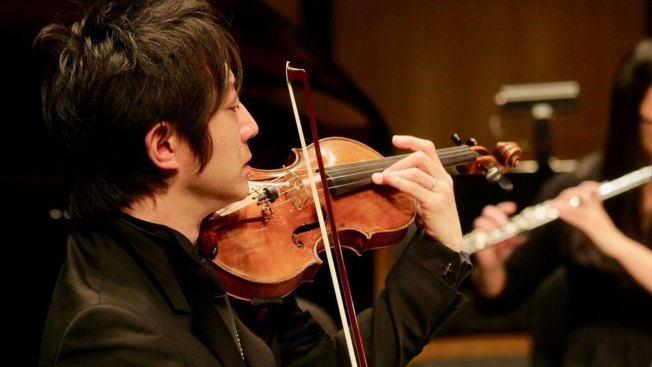 For Dallas Chamber Symphony's Concertmaster, Each Concert is a Musical Journey