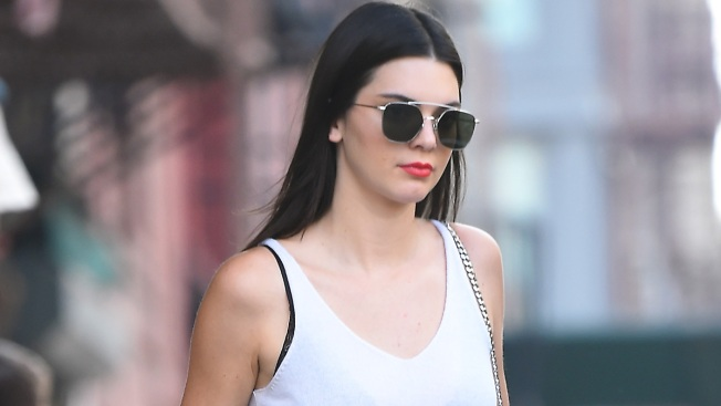 Police Report Details Man's Arrest Outside Kendall Jenner Home