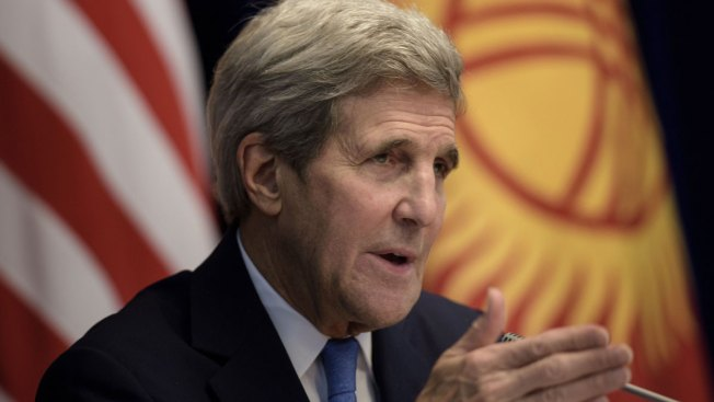 Kerry to Prod Central Asian Nations on Rights Amid IS Threats