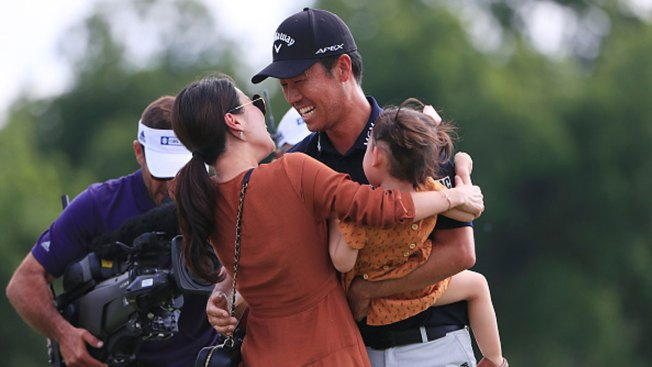 Kevin Na Cruises to 4-Shot Colonial Win With Final-Round 66