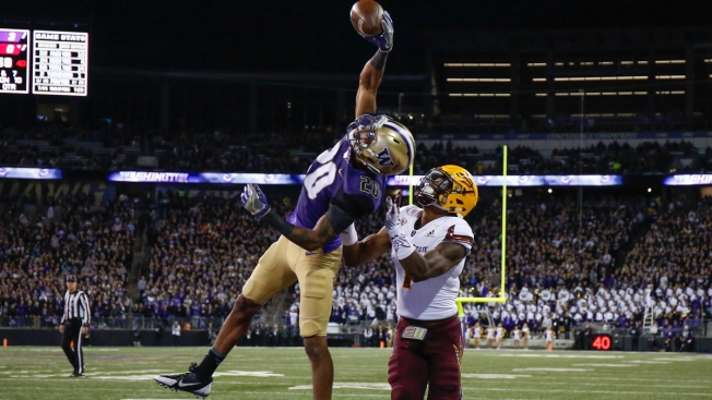Scouting the NFL Draft: Washington CB Kevin King