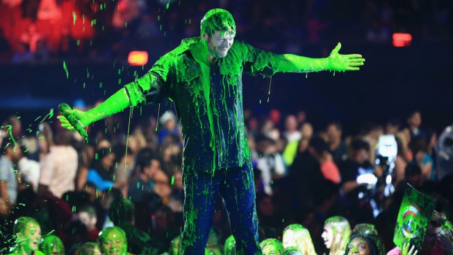 Stars Get Slimed at Kids' Choice Awards 2016