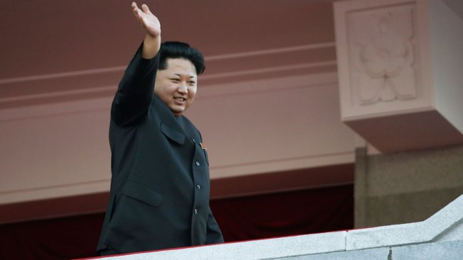 North Korea's Kim talks war but doesn't mention nukes