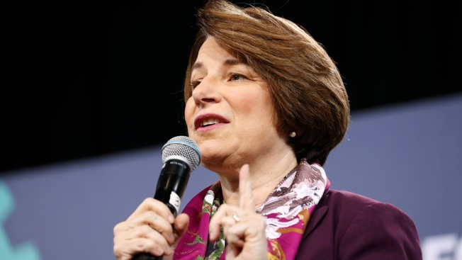 Klobuchar Releases $100B Substance Abuse, Mental Health Plan