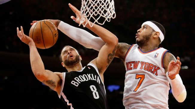 Mavs' Off-Season Targets Could Include Carmelo Anthony, Old Friend Tyson Chandler