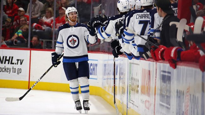 Kyle Connor Ends Drought, Jets Beat Stars