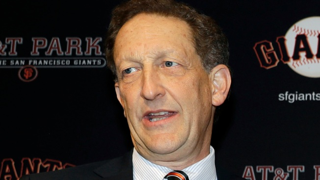 MLB Suspends San Francisco Giants CEO Larry Baer for Altercation With Wife