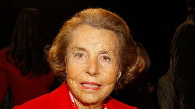 L'Oreal Heiress Liliane Bettencourt Dies at Age 94