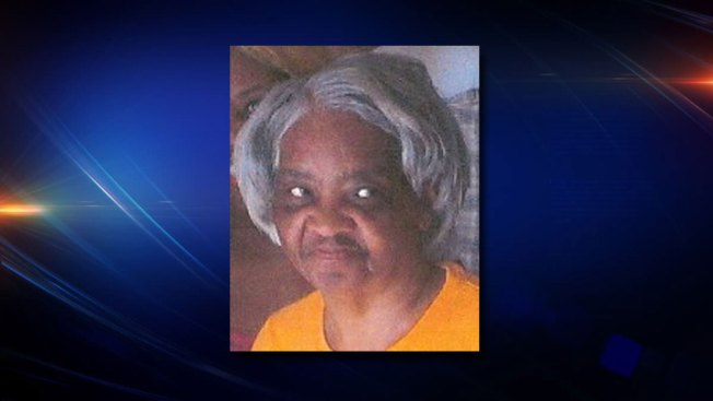 Police Search for 74-Year-Old Dallas Woman Missing Since Sunday
