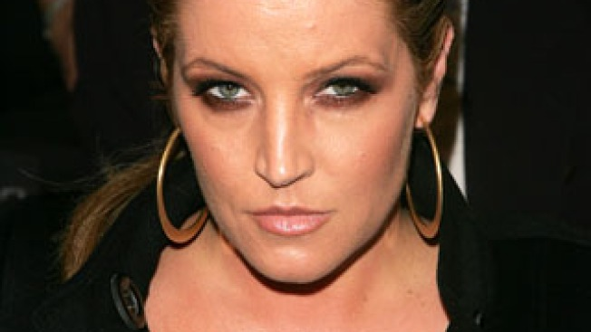 Lisa Marie Presley Files for Divorce in Los Angeles