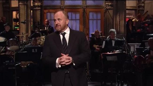 Louis C.K.'s 'Magic' Week Includes 'SNL' Host Stint