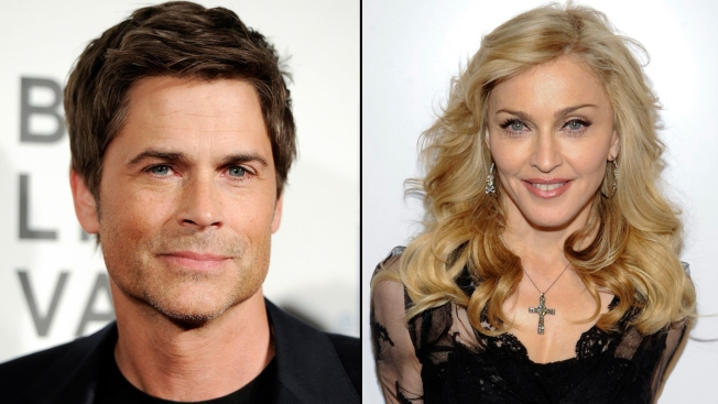 Rob Lowe Talks Partying With Madonna in the '80s in New Memoir
