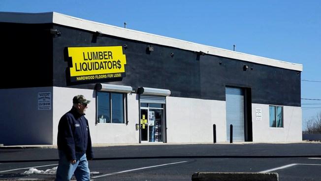 Elevated cancer risk in Lumber Liquidators laminate flooring — CDC