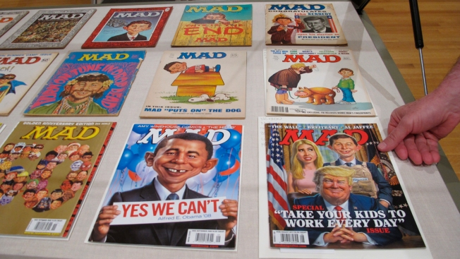 Mad Magazine to Come off Newsstands, Largely End Publishing New Content