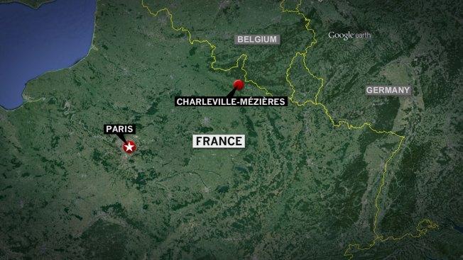 New Raid Underway in Northern France