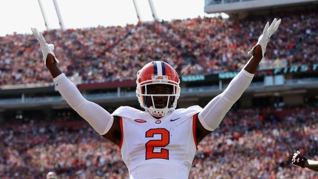 Scouting the NFL Draft: CB Mackensie Alexander
