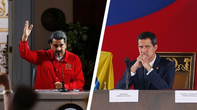 Venezuela Talks in the Balance as US Ups Pressure on Maduro