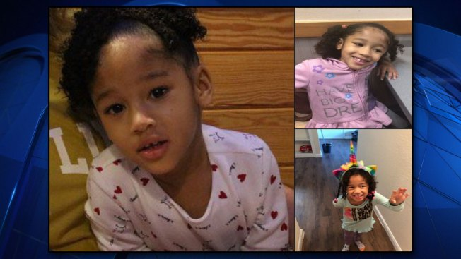 Stepfather of Missing Houston Girl, 4, Says She Was Abducted by 3 Men