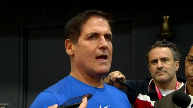 Mavs Owner Mark Cuban Fined $600,000 for Tanking Comments