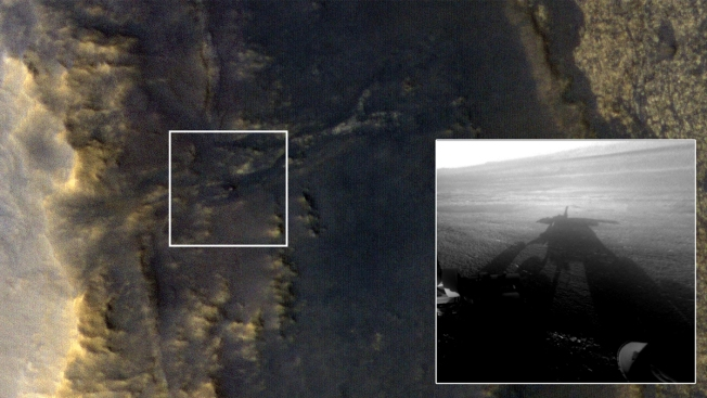 NASA Rover Finally Bites the Dust on Mars After 15 Years