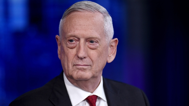 Mattis Warns ISIS Could Resurge: 'Enemy Gets the Vote' After Trump's Announced Troop Pullout