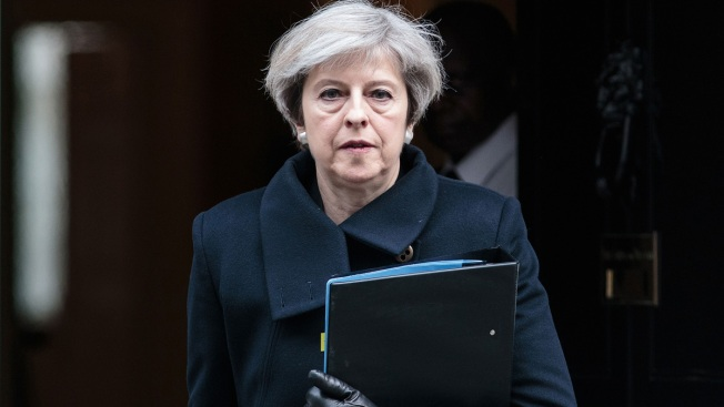 British Intelligence uncovers plot To kill Prime Minister Theresa May