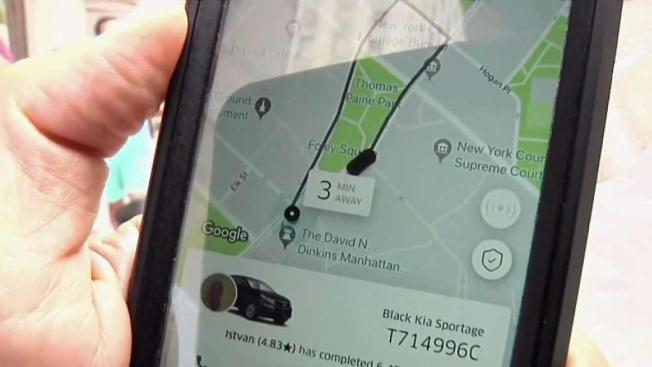 Nyc Moves To Rein In Uber Lyft With Cap On Ride Hail Vehicles Nbc