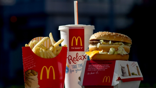 McDonald's Food Truly Stands Test of Time