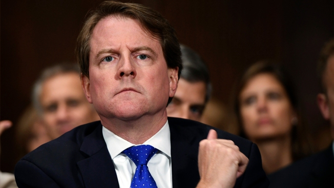 Judge Puts Brief Hold on McGahn Testimony Order