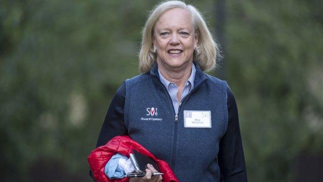 Republican Hewlett Packard CEO Will Vote for Clinton