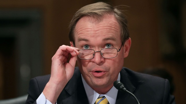 Mick Mulvaney Confirmed as Office of Management and Budget Director