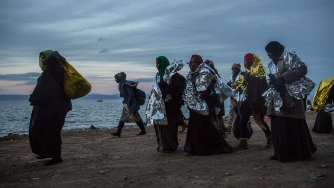 NGO: Fewer Migrants and Refugees Arriving in Greek Islands