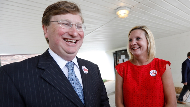 Tate Reeves Wins GOP Runoff for Governor in Mississippi