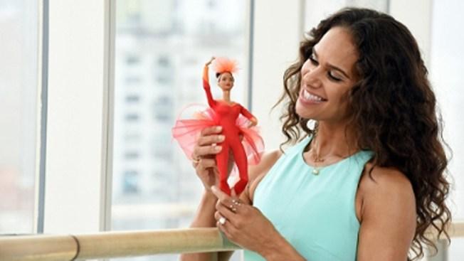 Barbie Unveils Misty Copeland Ballerina Doll
