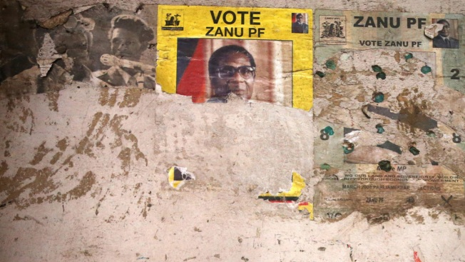 A Timeline of What Happened in Zimbabwe's Political Drama