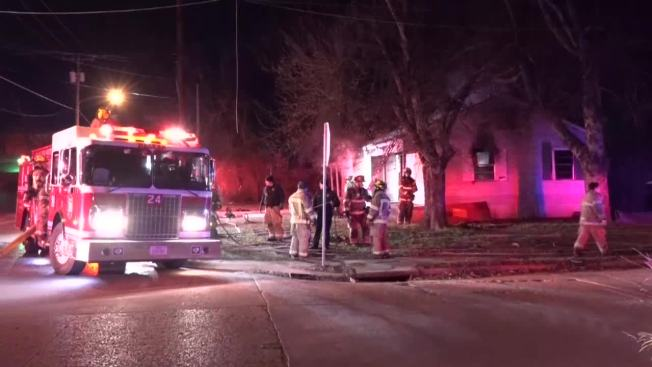 1 Found Dead After Dallas House Fire