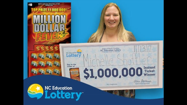 'I Was in Complete Disbelief': Second N. Carolina Woman Claims 2 Lottery Prizes on Same Day