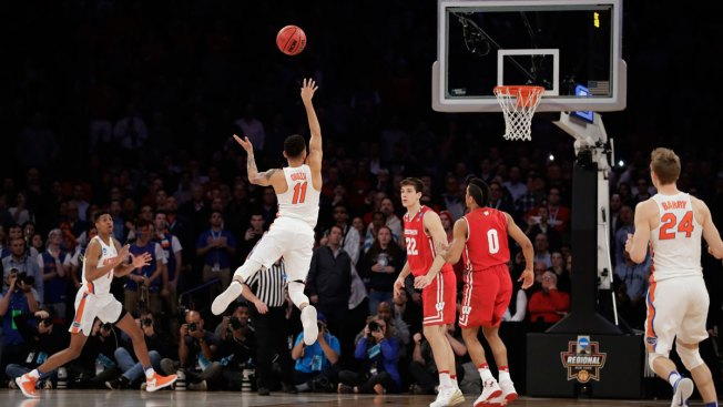 NCAA Men's Basketball Tournament: Friday Night's Sweet 16 Results