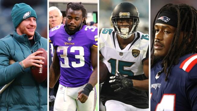 NFC Championship: Foles, Eagles roll past Vikings