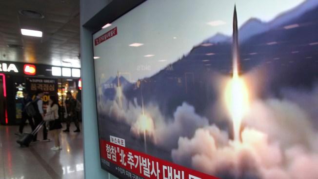 US Seizes Ship After N. Korea Missile Launch