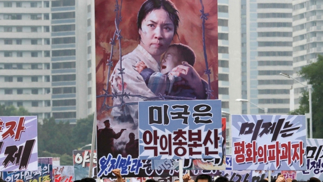 In Sign of Detente, North Korea Skips Annual Anti-US Rally