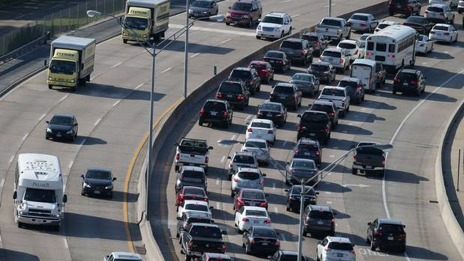 Dallas North Tollway to Get Additional Lanes, New Turnpike Interchange