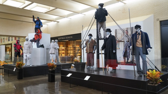 Costume Exhibition Goes Behind the Seams at The Dallas Opera