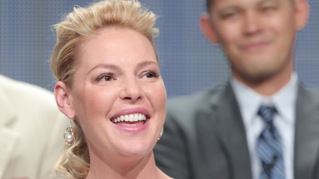 "Katherine Heigl Opens About Being ""Neurotic,"" and How Badly She Wants a Certain ""Grey's"" Reunion"