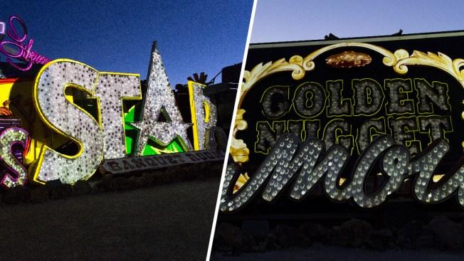 Hi-Tech Project Brings Brilliance Back to Historic Las Vegas Neon Signs