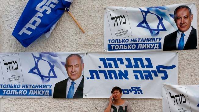 Embattled Israeli PM Fights for Survival in Do-Over Election